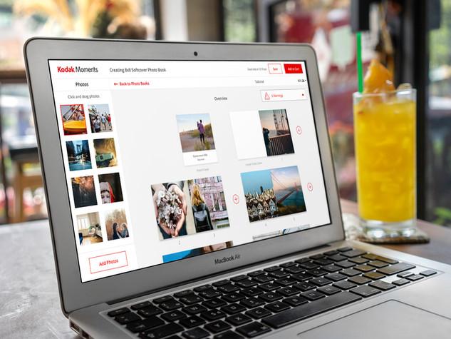 Photo Books for Web