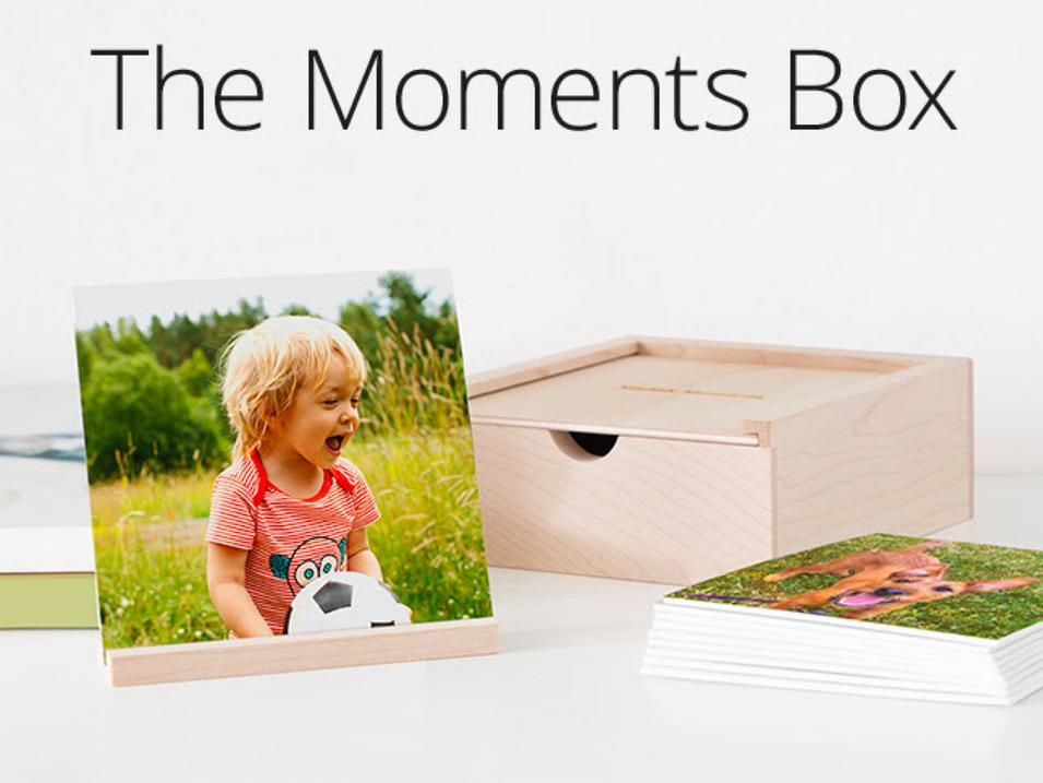 Moments Box