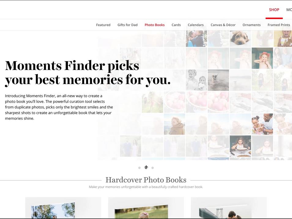 Photo Books - Web