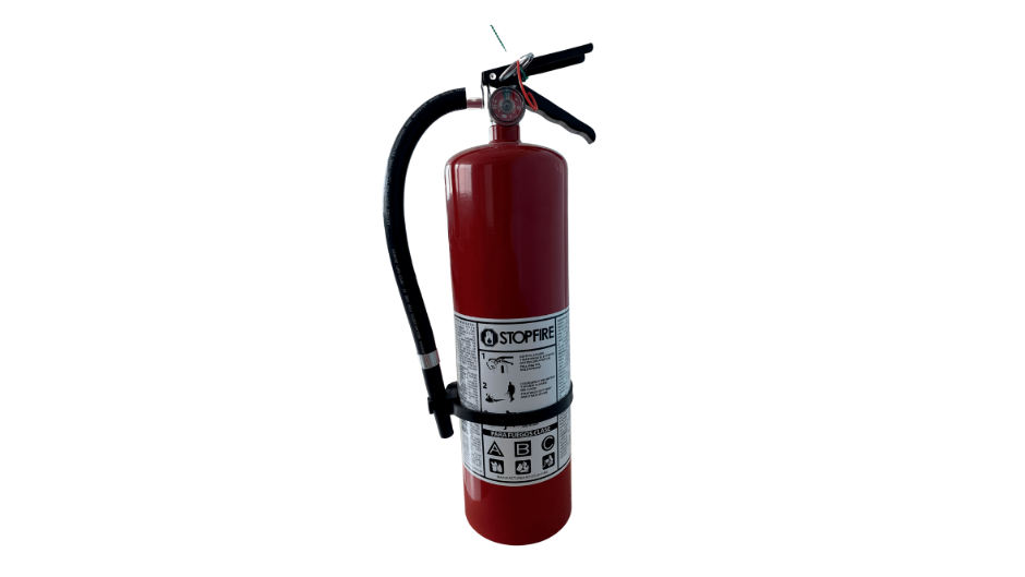 EXTINTOR STOP FIRE 10 LBS ABC