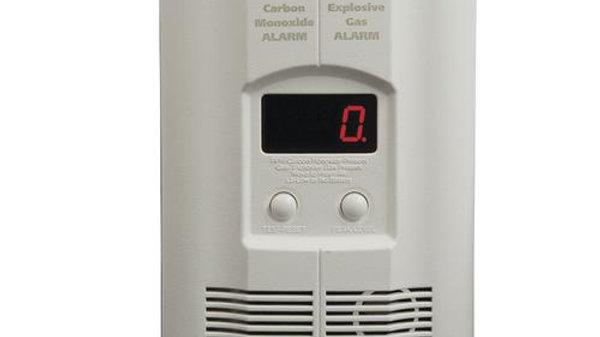 Detector de Gas y Humo para residencias