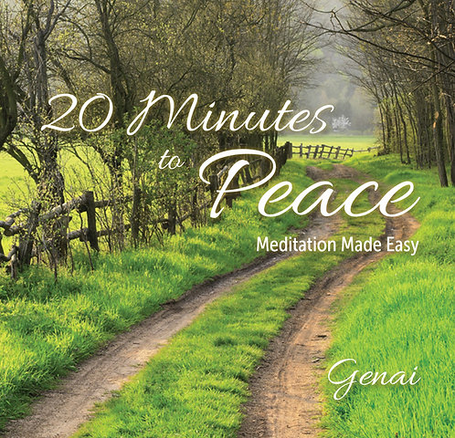 20 Minutes to Peace: Meditation Made Easy
