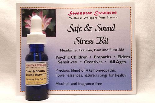 Safe & Sound Stress Remedy