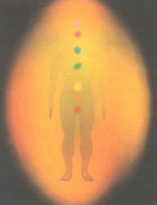 Private Healing Sessions, Aura, All One Peace