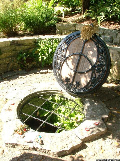 Chalice Well Water, Glastonbury, England Essence