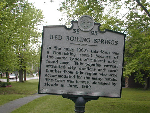 Red Boiling Springs, Tennessee Sacred Site Essence