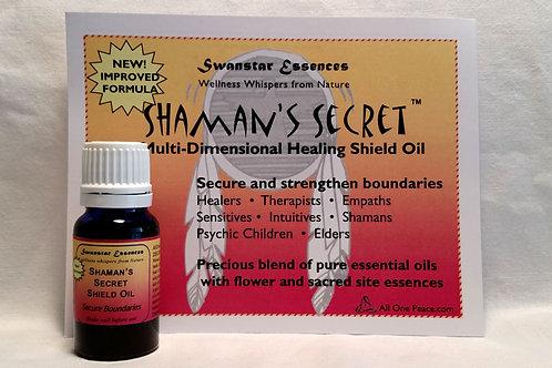 Shaman's Secret Shield Oil