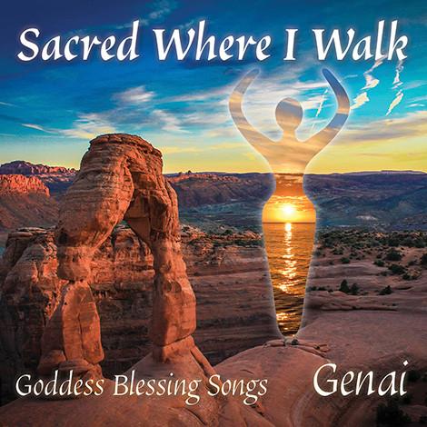 Sacred Where I Walk Album Cover