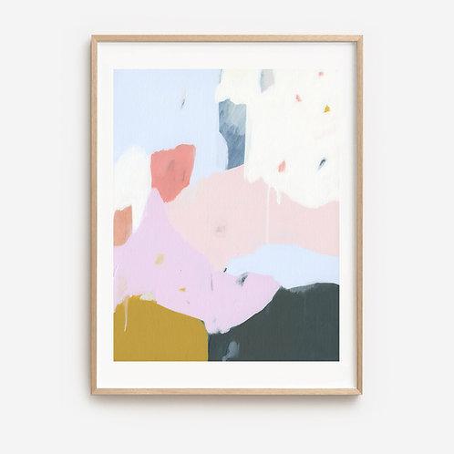 Dusty - A3 Art Print