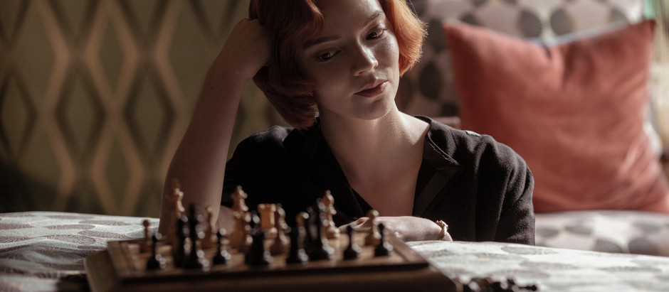 The Queen's Gambit: Chess and the Game of Life