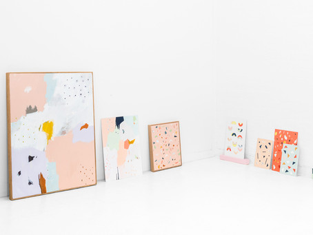 DEBUT COLLECTION  //  HELLO POLLY HOME  //