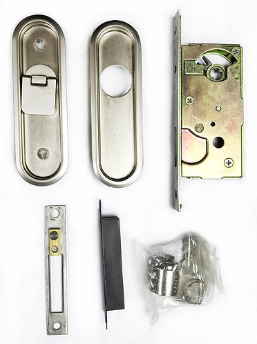 Sliding Lock L047/JA715-Z30 with Cylinder SN 1342