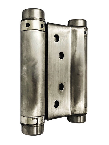 """Double Action Spring Hinges DAS 3"""" SS 0177"""
