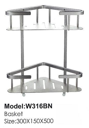 Bathroom Basket W316BN 0115