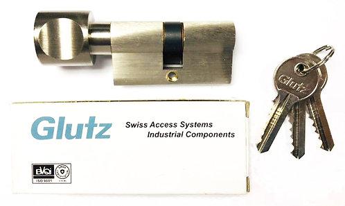 Thumbturn Cylinder 180544 60mm SS 1122