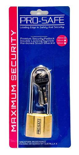Premium Security Padlock Long 40 SB0119