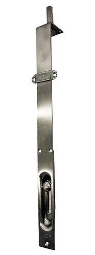 """BiFold Flush Bolt 160 12"""" 15mm SS 0309"""