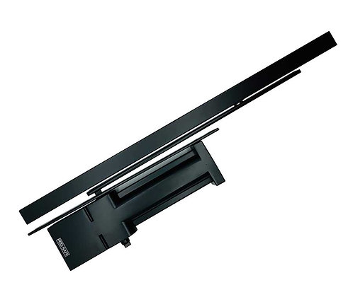 80CSLITEHO-BK Conceal Door Closer with Silent Hold Open BK 0133