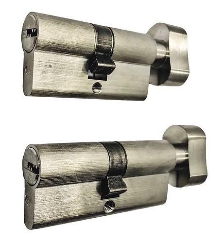 Thumbturn Cylinder Single Cylinder 60/70MM TT DK SN 0166