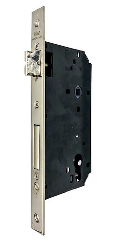 V Serr Inf Ent Mortice Lock BK Set 7431602008 60x85 SB 0203