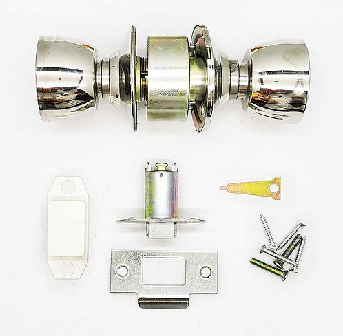 Cylindrical Locksets Bathroom MY5102 60BS SC 0354