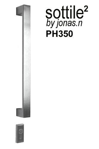 Stainless Steel Manettoni art PH350 350mm SN 1340