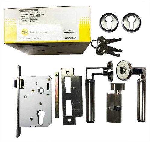 Lever HandleSet YM1413 RR 41-63 SN 1163
