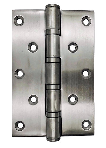 """Stainless Steel Hinges 4BB 6"""" x 4"""" x 4.5mm SS 0135"""