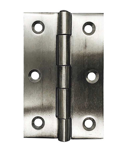 S/S Hinges 76mm x 49mm x 1.5mm SS 0175