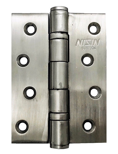 """SUS 304 Hinges 2BB 4"""" x 3"""" x 3mm SS 0136"""