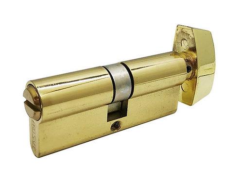 Brass Euro Cylinder Privacy 24103-370-605 PB 2102