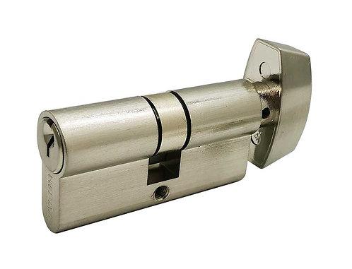 Brass Euro Cylinder Single 24101-360-619 SN 2102