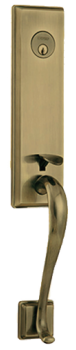 Main Entrance HandleSet HM327-609-AS AB 3201