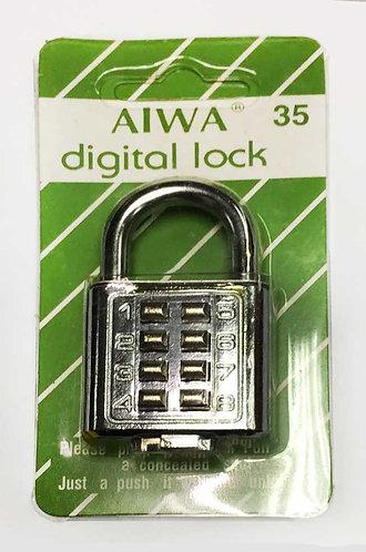 Digital Lock 35 SS 0107