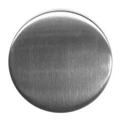 Escutcheon Cover Round Blank SS 1339