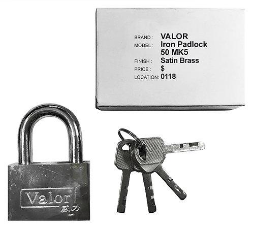 Iron Padlock 50 MK5 50mm SC 0118