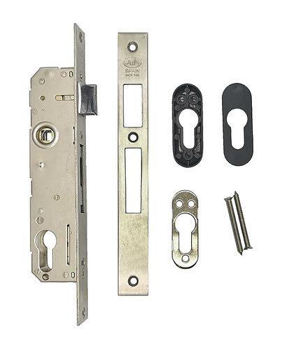 Metal Hook Lock Mortice Lockcase 770-25 SS 0335
