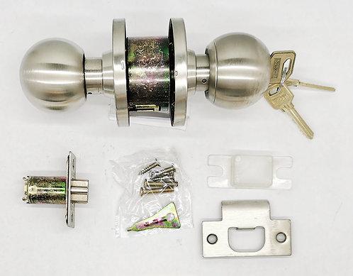 Cylindrical Lockset BP-109EA-BA-US32D SS 0127