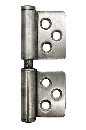 Flag Hinges 76 x 59 x 2.5mm SS 0171