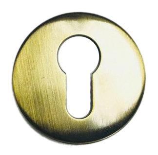 Escutcheon Cover Round keyhole AB 1339