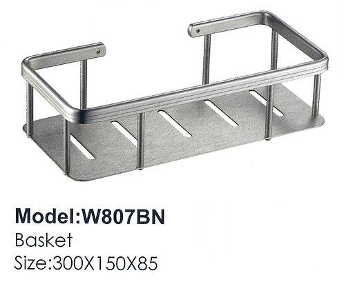 Bathroom Basket W807G-1 SN BN 0115