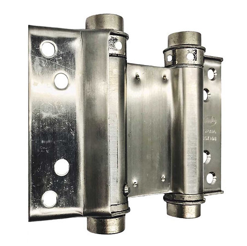 Double Spring Hinges 3037-75 SS 0310