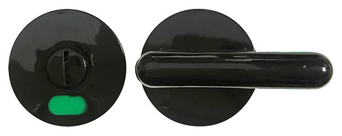 Black Nylon Lock BK 1143