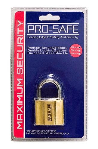 Premium Security Padlock Short 40 KA1 SB0108