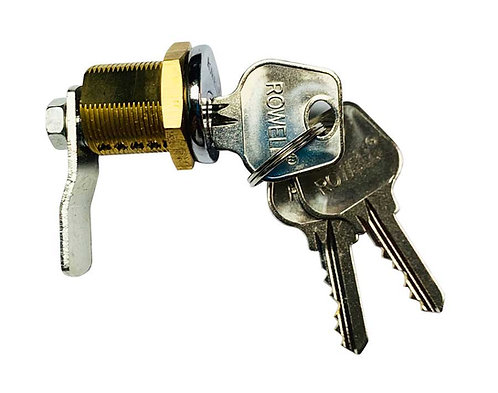 NISIN Cam Lock R8020 3 key SN 0000