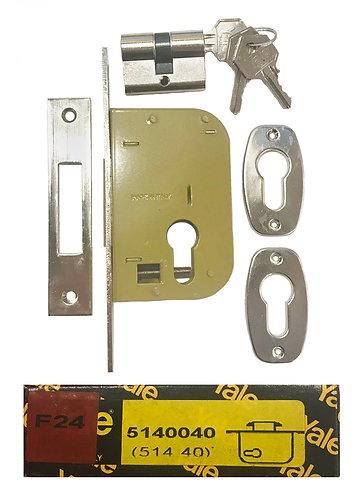 Mortice Hook Lockcase 5140040 (51440 F24) SN 0156