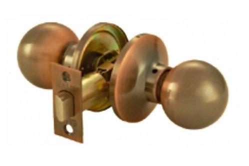 Hall & Closet Tubular Lockset TL-330 616 AC 0310