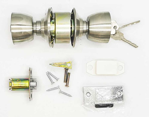 Cylindrical Locksets Entrance MY5107 SS 0361