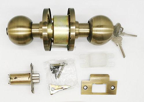 P Cylindrical Lockset CB300-609-7S AB 1308