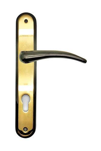 Entrance Handle 1145 112CO PB/RO 0413